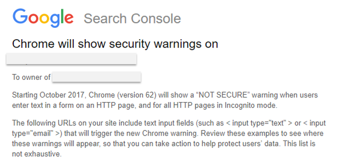 chrome-will-show-security-warning